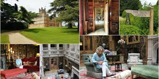 decorating tips from the real life downton abbe highclere castle