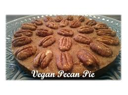 cuisine sans gluten sans lait vegan pecan pie gluten free dairy free tarte noix de pécan