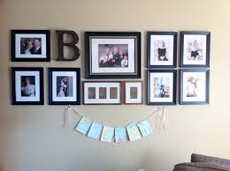 decorating friend collage picture frames with 8 pictures for wall
