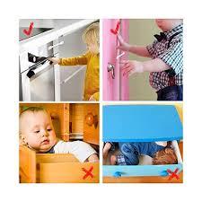 kitchen cupboard door child locks child safety cabinet locks 10 pack baby proofing latches to drawer door fridge oven toilet seat kitchen cupboard
