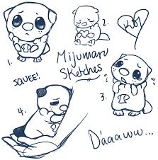 mijumaru sad sketches by toxicoxygen on deviantart