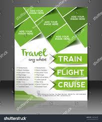 free travel brochure template for students media templatestravel