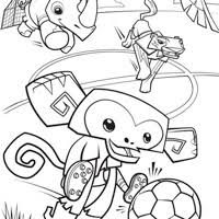 world cup coloring page animal jam academy