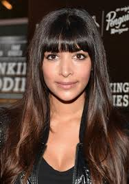 ambry on black hair hannah simone casual black to brown ombre hair for long straight