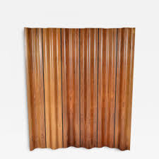 charles u0026 eames molded rosewood plywood folding screen fsw 6