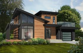 contemporary home plans the monterey wins favorite contemporary home plan timber block