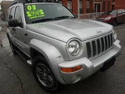 03 jeep liberty renegade 2003 jeep liberty renegade 4wd 4dr suv in chicago il