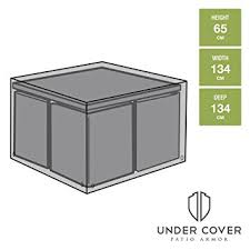 housse de protection pour canapé de jardin cover housse de protection pour salon de jardin carré 4