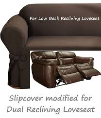 Slipcovers For Leather Recliner Sofas 105 Best Slipcover 4 Recliner Couch Images On Pinterest