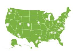 Bank Of America Locations Map by 25 Best Paying Cities For Software Engineers Glassdoor Blog