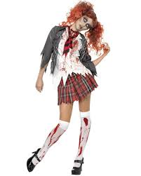 scary womens costumes cl562 high school horror scary womens