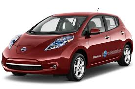 red nissan 2014 nissan leaf reviews and rating motor trend