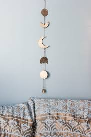 hanging picture moon phases wall hanging decor ladyscorpio101