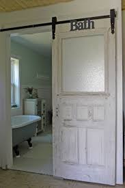 Interior Bathroom Door Picking The Right Barn Door 4 Tips Debi Carser Designs
