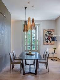 sale da pranzo contemporanee sala da pranzo contemporanea con pavimento in legno massello medio