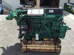volvo d16 engine assy parts tpi