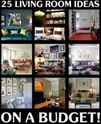 How To Efficiently Arrange The Furniture In A Small Living Room - Decorating living room ideas on a budget
