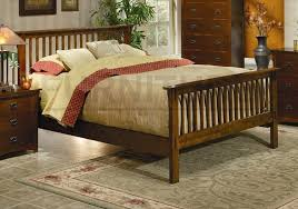 queen size wooden bed frame genwitch