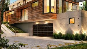 frosted glass doors prices modern glass garage doors