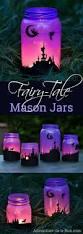Halloween Glow Jars by Fairy Tale Mason Jar Lanterns Unicorns Silhouettes And Fairy