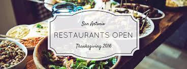 restaurants open for thanksgiving dikimo