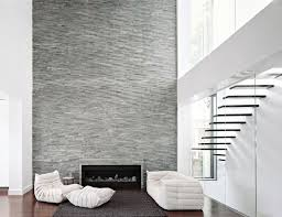 Amazing Fireplace Stone Panels Small by Bayside House With Elegant And Modern Layout Modern Fireplace
