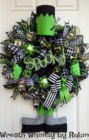 80 best halloween wreaths images on pinterest halloween wreaths