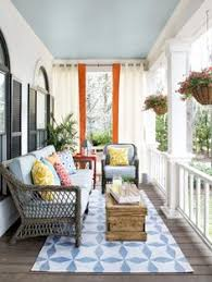 southern serenity the perfect nook some serious porch goals at