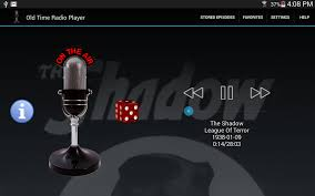 old time radio player android apps on google play