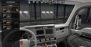 kenworth 2016 kenworth t680 wtiheout interior mod american truck simulator mod