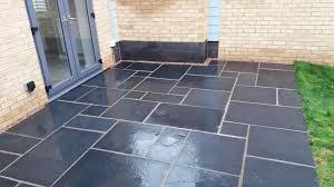 paver stones for patios paver x silver tumbled travertine stonemart x blue paver stones