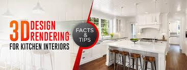 interior decoration of kitchen kitchen unique kitchen design 3d within interior rendering for