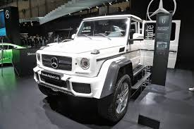 mercedes benz g class 7 seater make way mercedes maybach g650 landaulet by car magazine