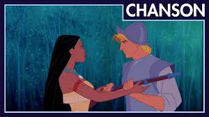 pocahontas colors of the wind french version youtube