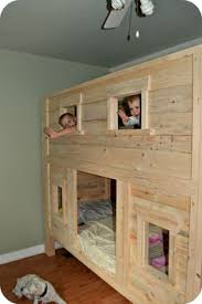 Wood To Make Bunk Beds by I Want To Make This Diy Furniture Plan From Ana White Com A
