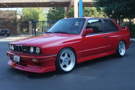 1990 bmw e30 m3 for sale 1990 bmw e30 m3 s14 2 3l excellent condition enthusiast owned for