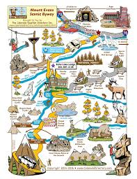 Colorado Political Map by Maps Clear Creek County Colorado