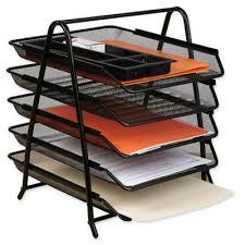 buy desk tray organizers from bed bath u0026 beyond