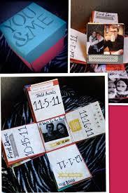 ideas for 1 year anniversary one year anniversary gift for boyfriend diy premier