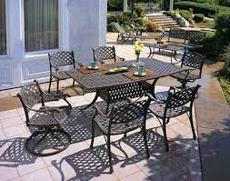 cast aluminum patio furniture brands outdoor dining sets travel Outdoor Lifestyle Patio Furniture