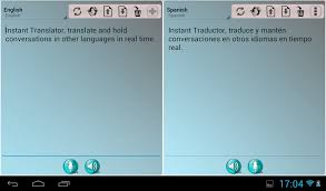 Translate Bedroom In Spanish Instant Translator Translate Android Apps On Google Play