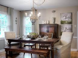 dining room farmhouse chic dining room table design