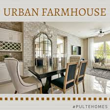 pulte homes pulte homes on twitter our next trend for 2018 urban farmhouse