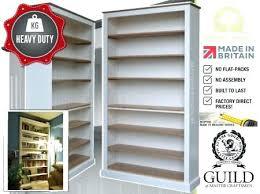 remmington heavy duty bookcase white bookcases heavy duty bookcase heavy duty bookshelf speaker mounts