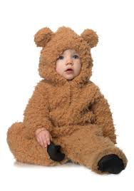Halloween Costumes Teddy Bear Baby Bear Costume Halloween Costumes