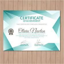 as 25 melhores ideias de certificate of achievement template no