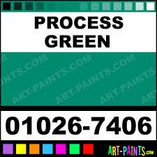 process green aquacote enamel paints 01026 7406 process green