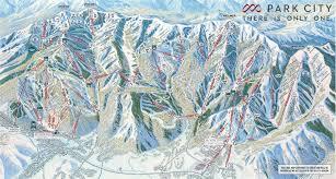 Mt Hood Trail Map Park City Snow Report Onthesnow