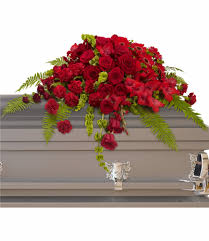 casket spray sanctuary casket spray by teleflora in diamond bar ca