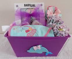 under the sea baby shower premium gift basket sea baby shower